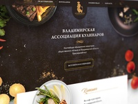 Website for the Culinary Association
