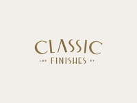 Classic Finishes - Type
