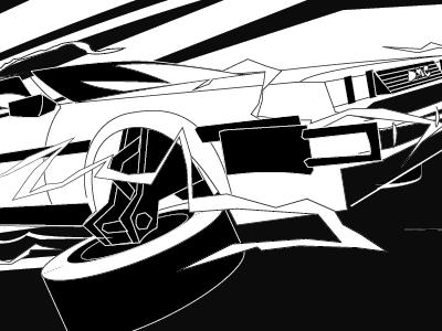 Delorean vector sketch mcfly delorean bttf back to the future 2