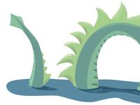 Tartan Nessie 4