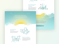 ThinAir Landing Page Concept