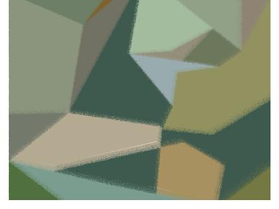 Abstrac Art History Color minimalist random color abstrac pattern color logo icon vector design illustration