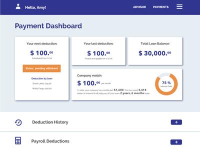 Student Loan Dashboard