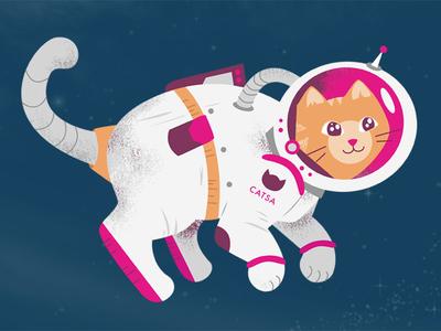 CATSA Astronaut