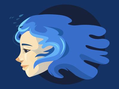 Aquatic Dream profile ocean sea girl