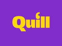 Logobook – Quill