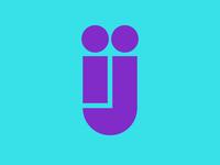 Logobook – ij monogram