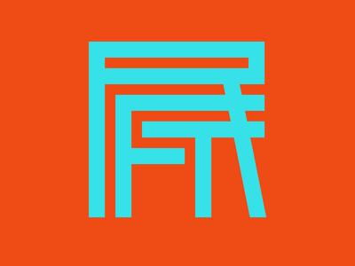 Logobook – RFT monogram identity design branding brand indentity brand logo collection logo book graphic design logo grid logo design logotype logo logo designer