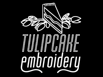 TULIPCAKE logo  tulipcake for type logo of iteration latest