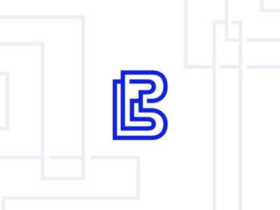 B And B Logo Mark