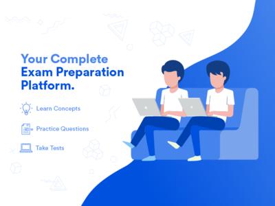 Exam Prepapration Platform