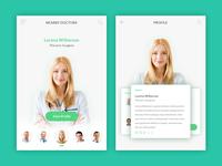 Nearby Doctors App
