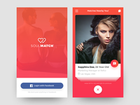 SoulMatch Dating App