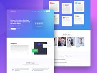 Urtalented - Landing Page