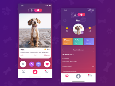 App for pets