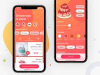 Cake making app