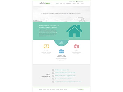 Home Whole Shot web agency corporate clean