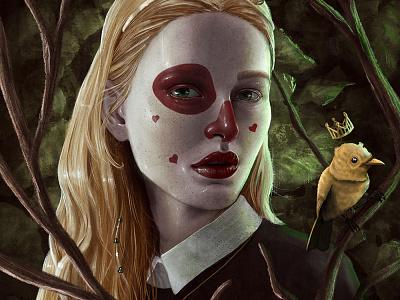 Yellow art concept illustration illustrator characterdesign