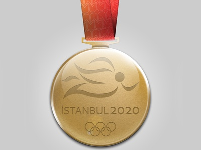 Olympic medal
