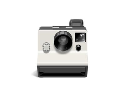 Polaroid Icon for mobil game