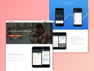 HappyFox Chat - Mobile Application