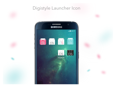 Launcher Icon Digistyle