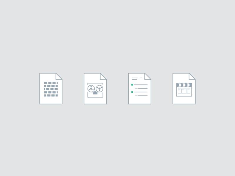 Boston 0.7 (icon samples) ui retro open source gnome flat minimalism linux icons inkscape