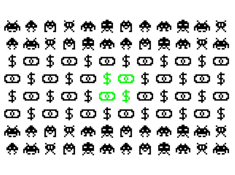 Game Invaders space invaders space invader videogames videogame pixel art pixelart pixel retro inkscape