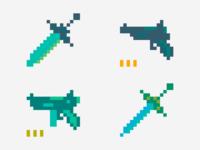 Swords & Guns