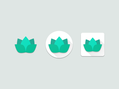 WatchFlower app icon inkscape appicons app windows linux android icon icons design logo