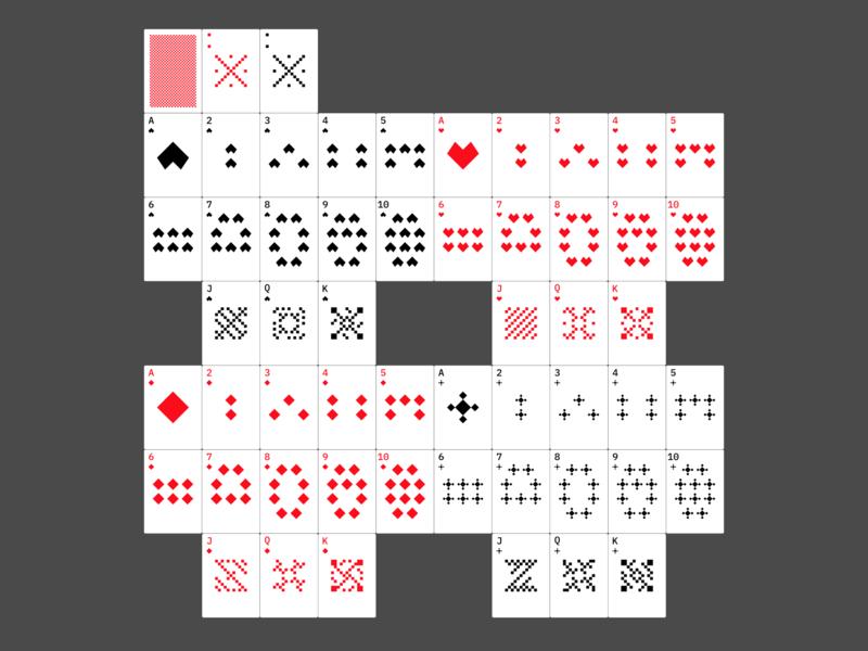 C1 Cards open source poker cards poker card poker design linux inkscape solitaire cards ui cards design