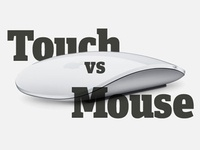 Mouse vs. Touch Header Image