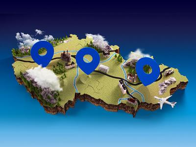 O2 map map o2