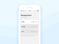 Daily UI #020 Pricing