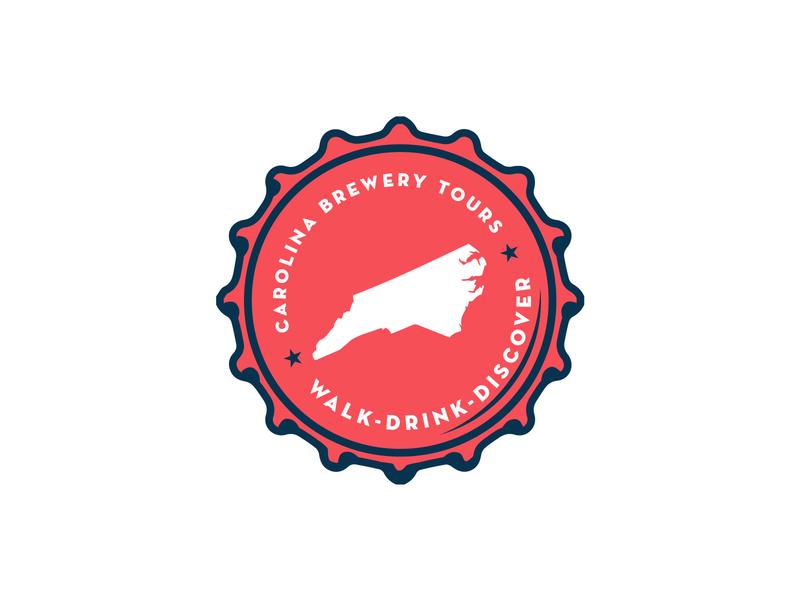 Brewery Tour Logo brewery tour badge beer logo branding brewery branding brewery logo brewery