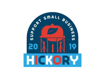 Small Business Saturday Badge badge logo branding illustration design