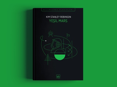 Green Mars ithaki green mars kim stanley robinson trilogy mars cover book illustration branding