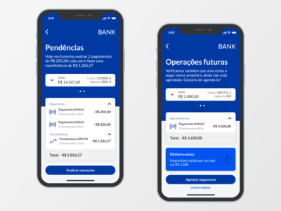 Personal Assistant App Banking