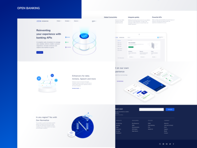 Developer Portal for Open Banking