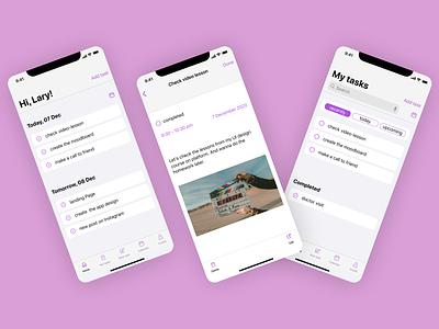 To do list app task app taskapp todoapp to do list ui design todolist to do app iosapp ios mobiledesign mobile app