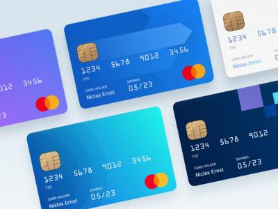 Credit Card Explorations