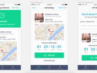 Parking Meter iOS App