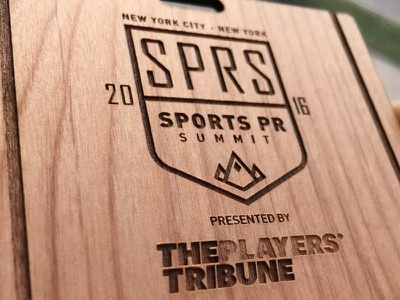 Playing with Lasers pr branding laser cutting wood 2016 credentials design etching laser