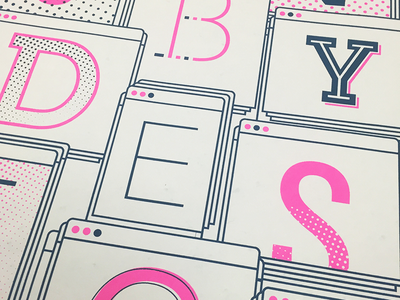 Openstack Final Poster ibm design swag conference summit openstack typography illustration poster design cloud