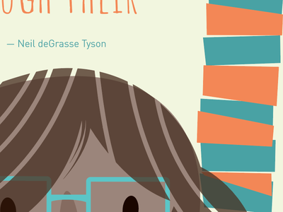 WIP: Artists for Education artists for education design quote illustration poster