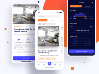 Real Estate App 🏠