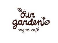 our garden vegan cafe logo