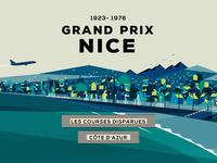 Les courses disparues de la Côte d'Azur // Illustration vol. 5
