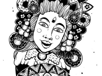 Illustration of Tara