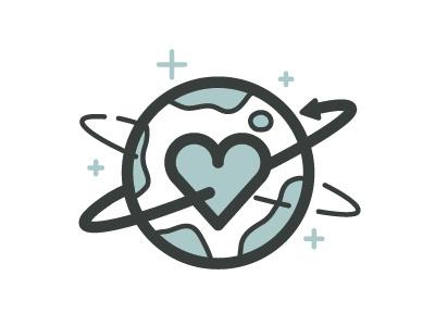 Brand Identity Icon web webicon advertising communication agency star astronaut spaceship space identity brand brandidentity